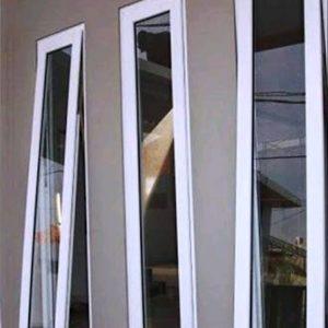 Harga Jendela Aluminium Warna Putih