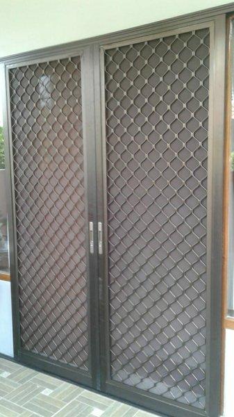 harga pintu expanda pintu kawat nyamuk aluminium
