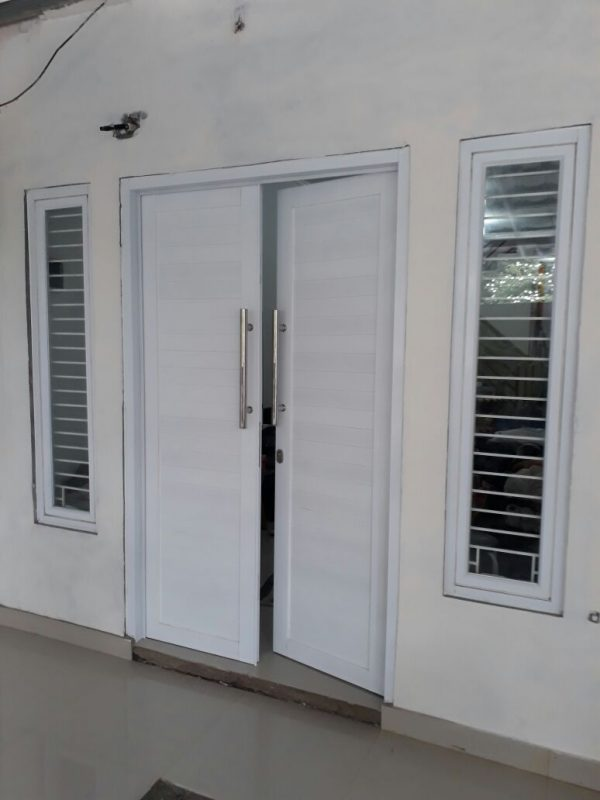 Harga Pintu Aluminium 2 Pintu