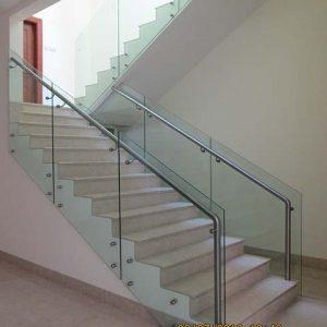 Harga Railing Balkon Stainless Kaca