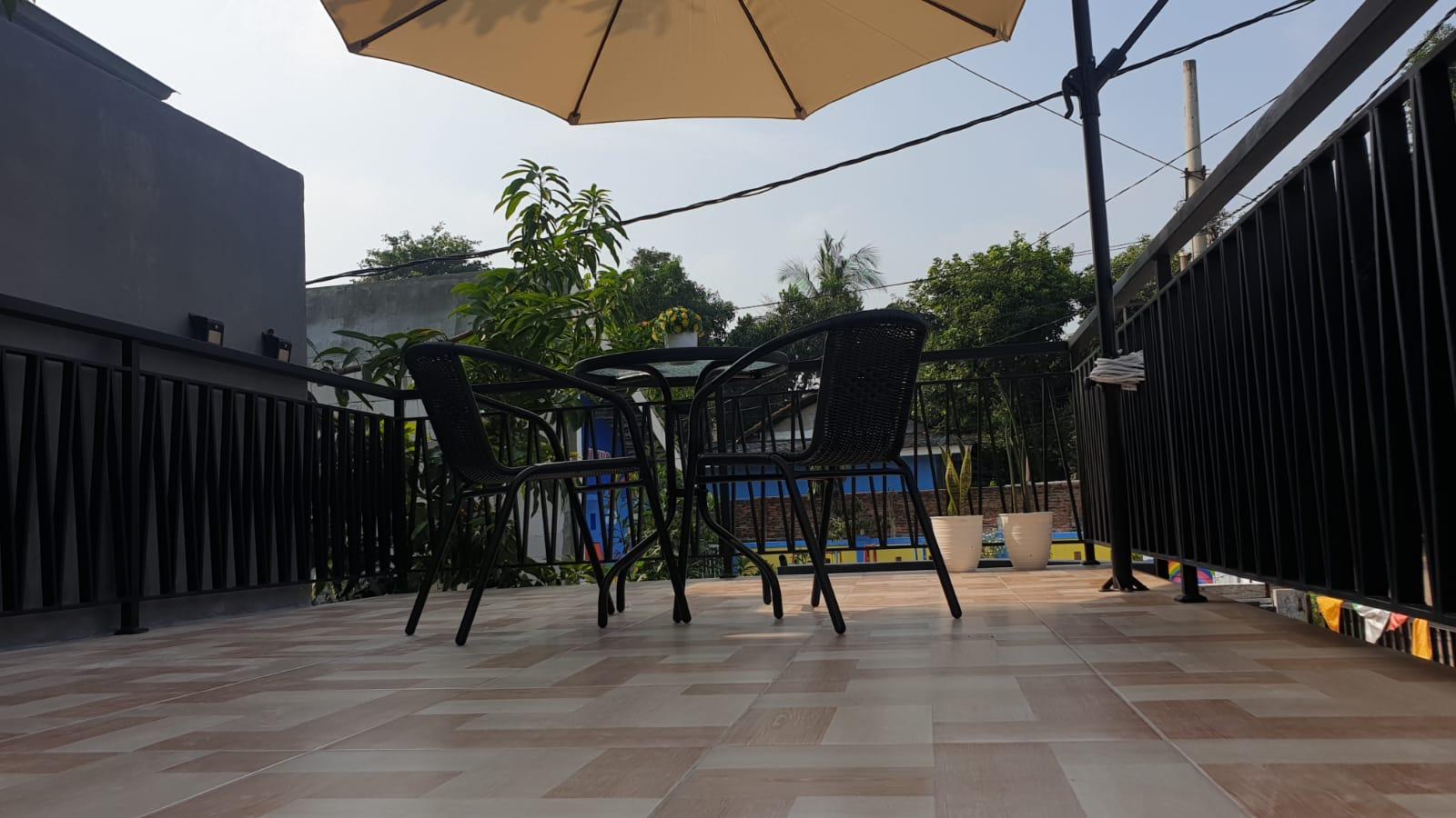 Kanopi Plus Balkon Minimalis Per Meter